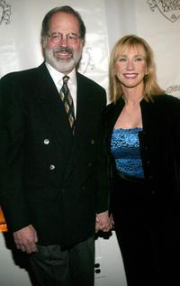 Kathy Baker and husband Steve Robman at the National Board of Review Annual Awards Gala.