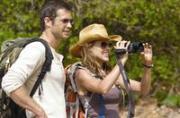Timothy Olyphant as Nick and Kiele Sanchez as Gina in