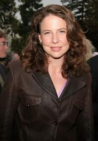 Robin Weigert at the opening night of