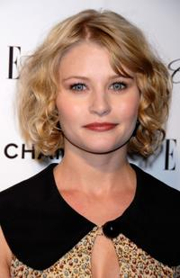 Emilie de Ravin at the Elles 14th Annual Women in Hollywood party.
