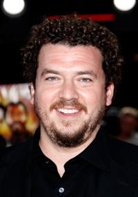 Danny R. McBride at the premiere of