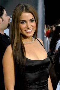 Nikki Reed at the premiere of