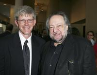 Jay Roewe and Ricky Jay at the 32nd Annual Humanitas Awards Luncheon.