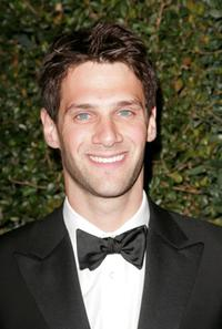 Justin Bartha at the