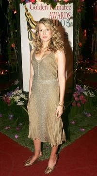 Lucy Punch at the 2005 Golden Kinnaree Awards during the Bangkok International Film Festival.