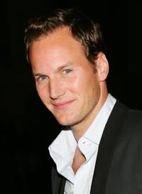 Patrick Wilson at the New York Film Festival premiere of