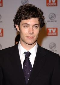 Adam Brody at the first TV Guide Primetime Emmy Party.