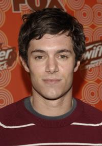 Adam Brody at the FOX Fall Casino Party.