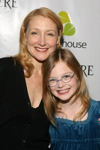 Patricia Clarkson and Elle Fanning at the Cotton Market world premiere party of