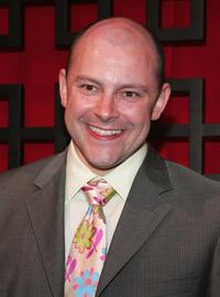 Rob Corddry at the FOX Broadcasting Company Upfront.