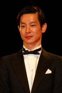 Ryo Kase at the premiere of