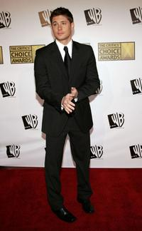 Jensen Ackles at the 11th Annual Critics Choice Awards.