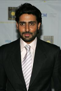 Abhishek Bachchan at the screening of