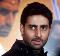Abhishek Bachchan at the music release of