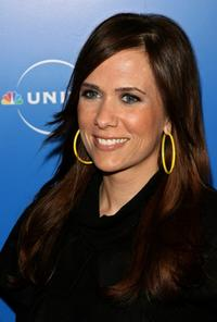 Kristen Wiig at the NBC Universal Experience.