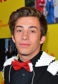 Jimmy Bennett at the California premiere of