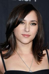 Zelda Williams at the grand opening of the D&G Flagship Boutique.