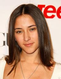 Zelda Williams at the 6th Annual Teen Vogue Young Hollywood Party.