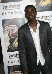 Abdul Salis at the special screening of
