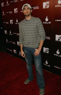 Jonathan Bennett at the kick off party for MTV's reality show