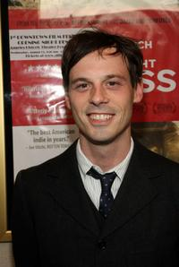 Scoot McNairy at the opening night of the first Annual Downtown Film Festival screening of