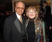 Shirley Knight and Norby Walters at the Norby Walters' 16th Annual Night of 100 Stars Oscar Gala.