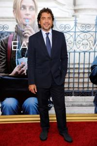 Javier Bardem at the premiere of