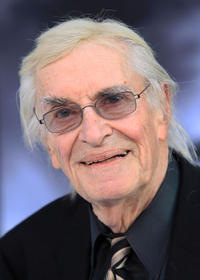 Martin Landau at the California premiere of
