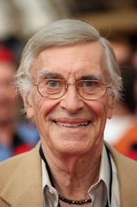 Martin Landau at the world premiere of