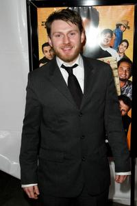 Keir O'Donnell at the premiere of