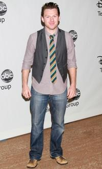 Keir O'Donnell at the Disney ABC Television Group's 2010 Summer TCA Panel.
