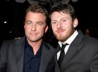 Peter Billingsley and Keir O'Donnell at the premiere of