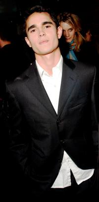 Max Minghella at the after party of the premiere of