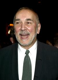 Frank Langella at the 2004 Drama League Awards luncheon and ceremony.