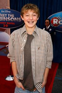 Jordan Fry at the world premiere of