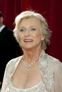 Cloris Leachman at the 57th Annual Emmy Awards.