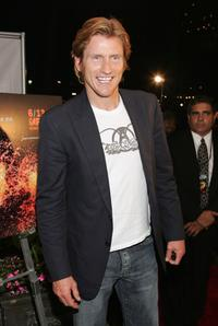 Denis Leary at the after party for the premiere of