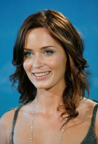 Emily Blunt at the Women In Film 2007 Crystal and Lucy Awards.