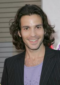 Santiago Cabrera at the celebration for the wrap of season one for NBC's