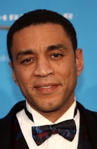 Harry J. Lennix at the 37th Annual NAACP Image Awards.