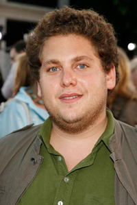 Jonah Hill at the Westwood premiere of
