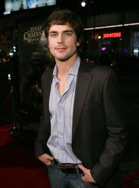 Matthew Bomer at the premiere of