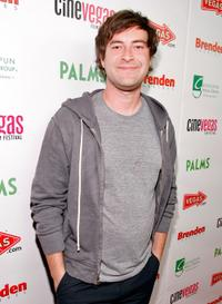 Mark Duplass at the red carpet of