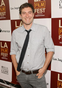 Mark Duplass at the California premiere of
