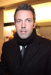 Ben Affleck at the New York premiere of