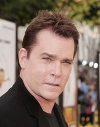 Ray Liotta at the premiere of