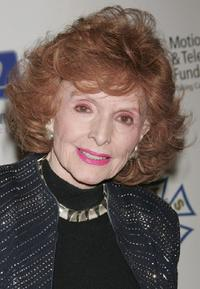 Patricia Barry at the third annual 'A Fine Romance'.