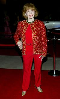Patricia Barry at the 17th Annual Palm Springs International Film Festival Gala.