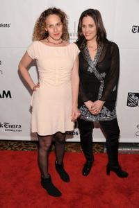 Director Rachel Grady and Heidi Ewing at the IFP's 20th Annual Gotham Independent Film Awards.