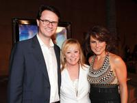 Peter Rice, Nancy Utley and Kate del Castillo at the special screening of